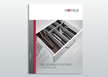 MX Drawer Systems