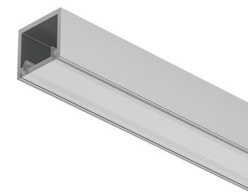 Aluminum Profle, Häfele Loox5 Profile 2102, for LED strip lights