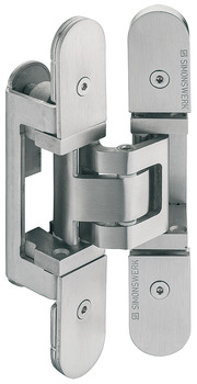 Concealed Hinge, Simonswerk TECTUS TE 525 3D, concealed, for flush doors up to 100 kg