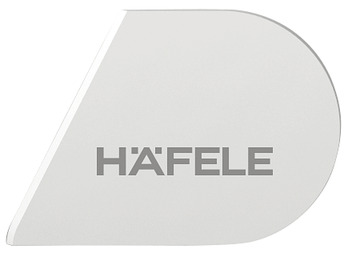 Free Flap H 1.5 Cover Cap, for Swing-Up Fitting