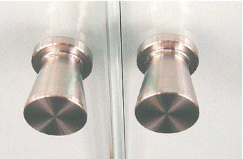 Furniture Knob, Stainless Steel
