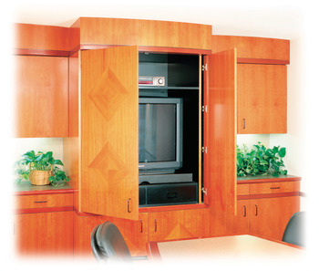 Pocket Door System Accuride 1332 With 35 Mm Hinge Kit