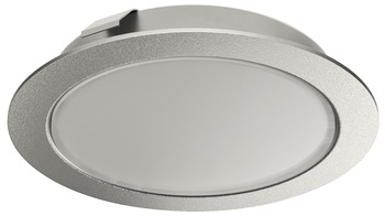 Recess/Surface Mounted Light, Round, Loox LED 3038, 24 V
