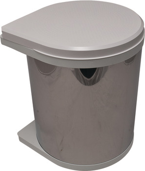 Side Panel/Door Mounted Waste Bin, Side Panel/Door Mounted