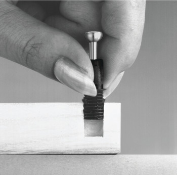 Spreading Bolt, Häfele Minifix<sup>®</sup>, For Drill Hole Ø 8 mm