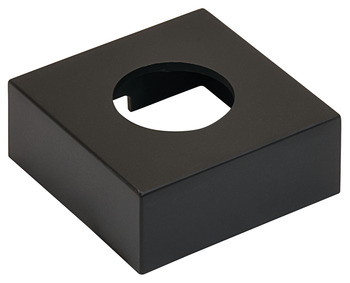 Square Surface Mount Trim Ring, for Loox LED 2040
