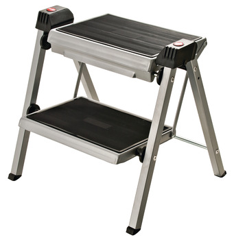 Tremendous Stepfix Step Stool Folding In The Hafele Canada Shop Gmtry Best Dining Table And Chair Ideas Images Gmtryco