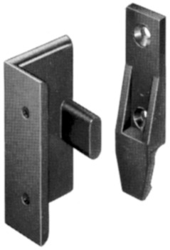 Suspension Fitting, Double Partition Fastener, for 30mm Cavity Between Panels