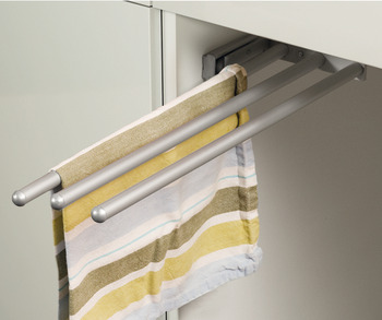 Towel Rack, Pull-Out
