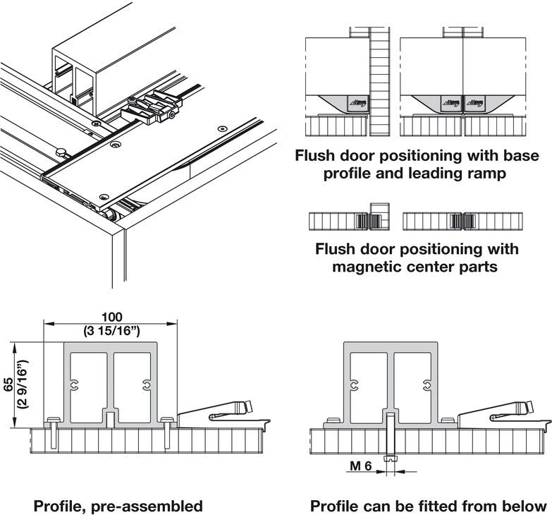 Accesories Hawa Folding Concepta 25 In The H 228 Fele