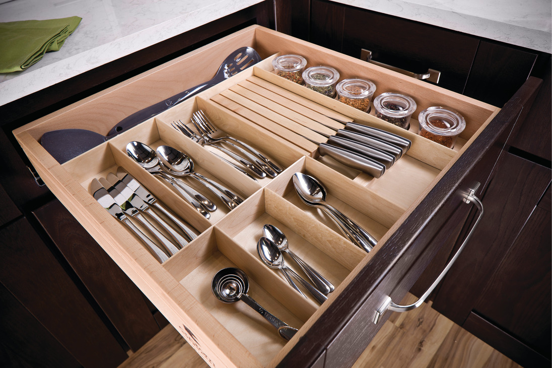 cutlery tray drawer insert fineline in the h fele canada shop. Black Bedroom Furniture Sets. Home Design Ideas