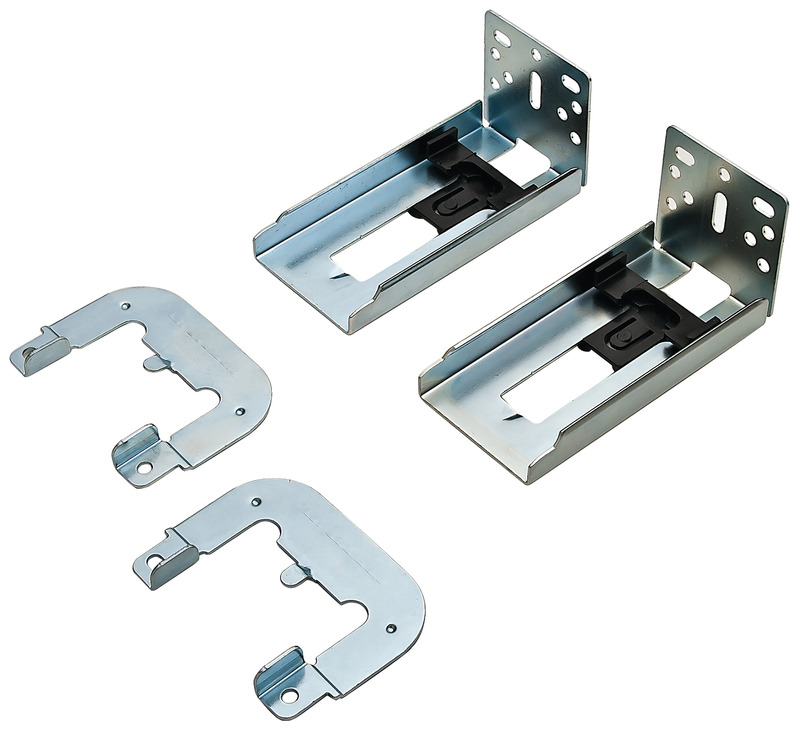Optional Face Frame Rear Bracket For Accuride 3832 3834