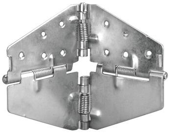 Charni re rabattable pour panneau de table acier dans la boutique h fele canada - Charniere de pied rabattable ...